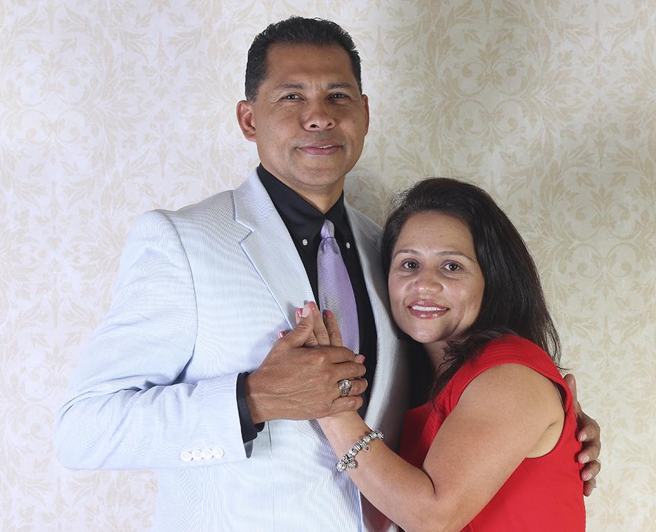 Jose y Margarita Yanes
